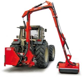 GAIA for tractors > 2800 kg